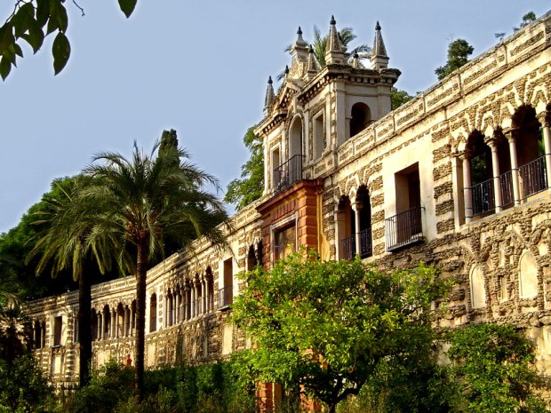 real-alcazar-de-Sevilla